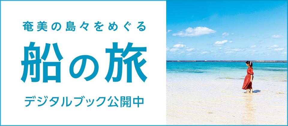 奄美航路ご紹介電子ブック