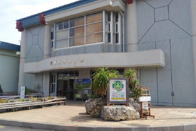 亀徳(徳之島) 【亀徳新港待合所】