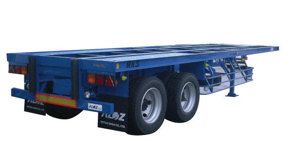積載量:21.000kg 内寸 L:11,850 W:2,420